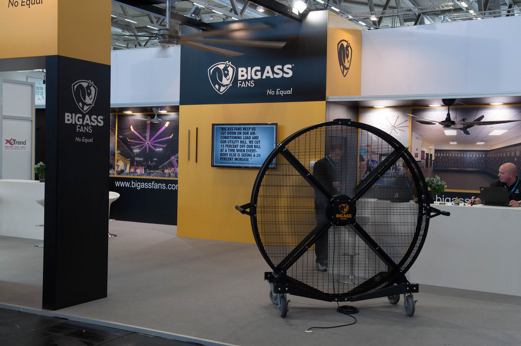 Bigass Fans (Ventilatoren)