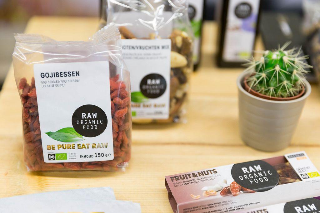 Bio Goji-Beeren von Raw Organic Food