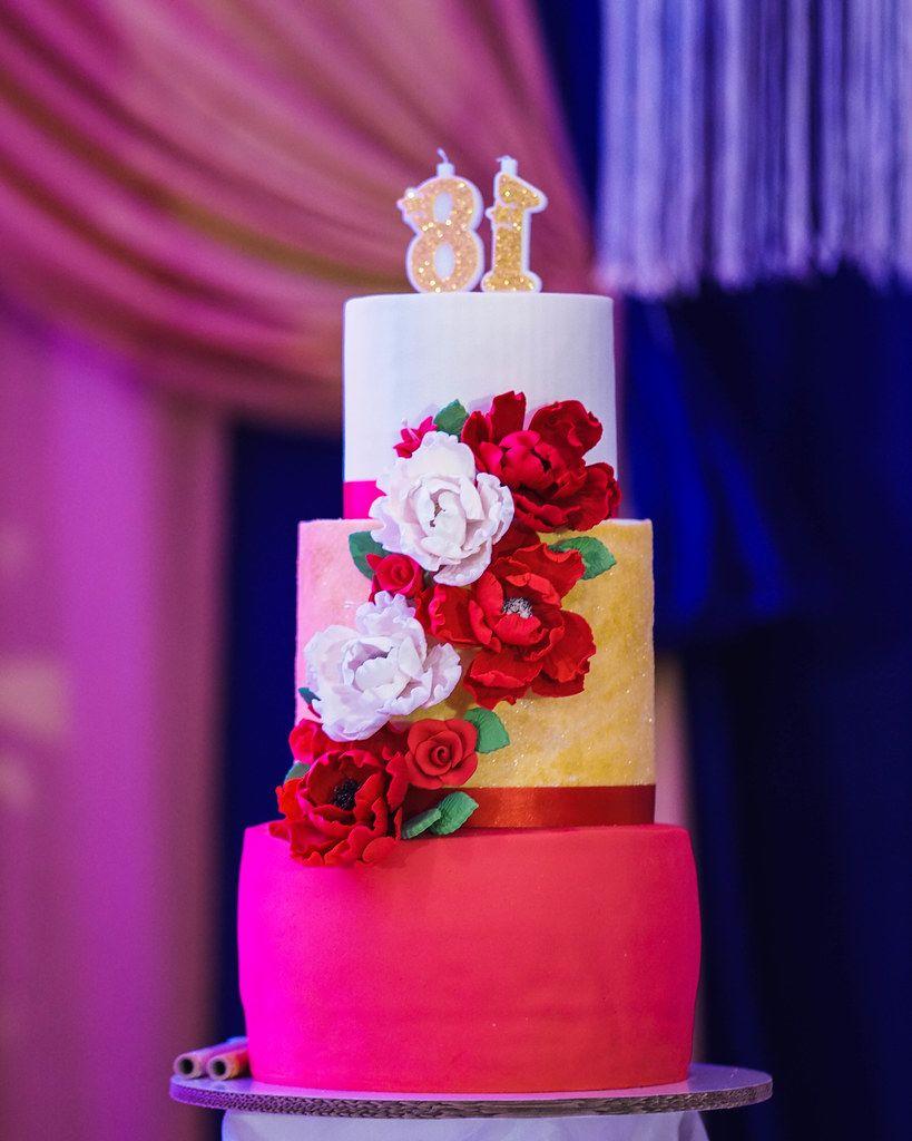 Birthday cake of the debutant (Flip 2019)