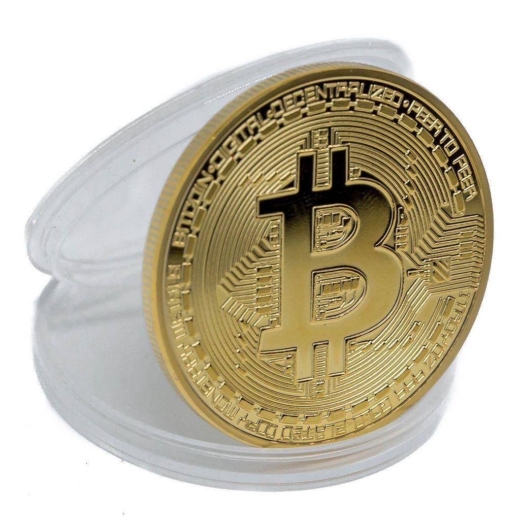Bitcoin Closeup