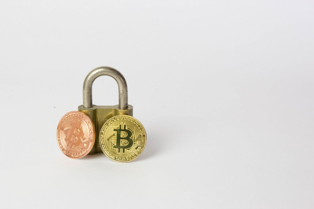 Bitcoin is locked