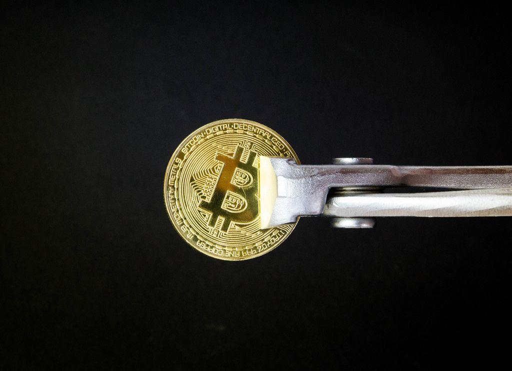 Bitcoin ist heiß