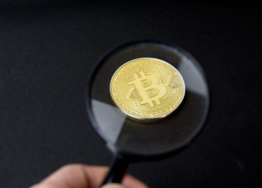Bitcoin Untersuchung