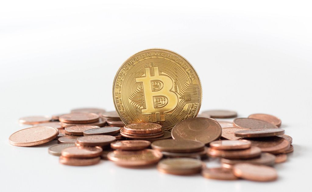 Bitcoin with FIAT money change
