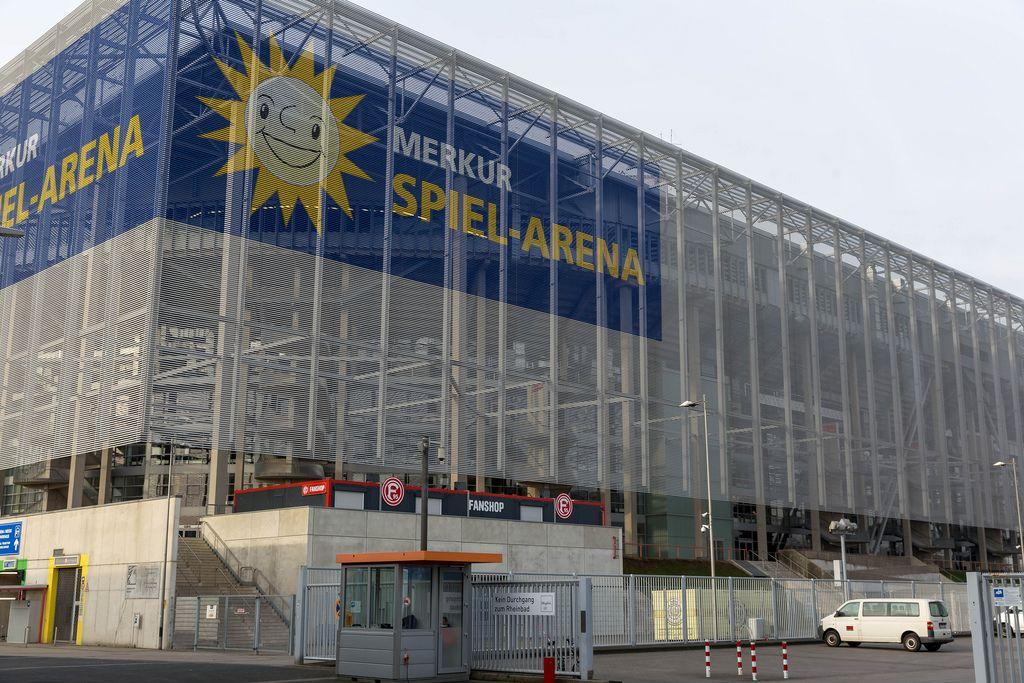Merkur Spiel-Arena DГјsseldorf