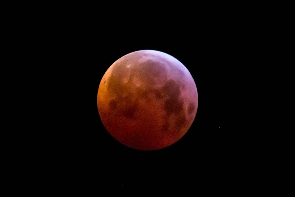 Blood Moon Lunar