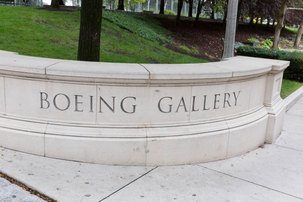 Boeing Gallery in Chicago