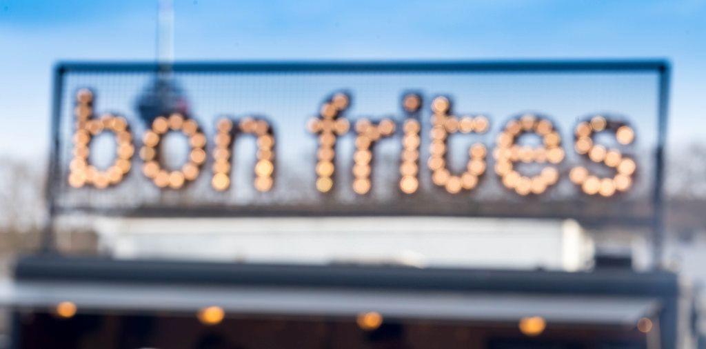 Bon frites auf dem Food Festival Cologne 2017