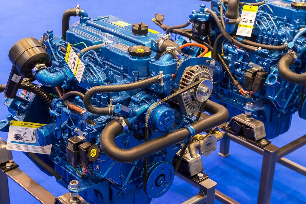 Bootsmotor allpa Mini 42
