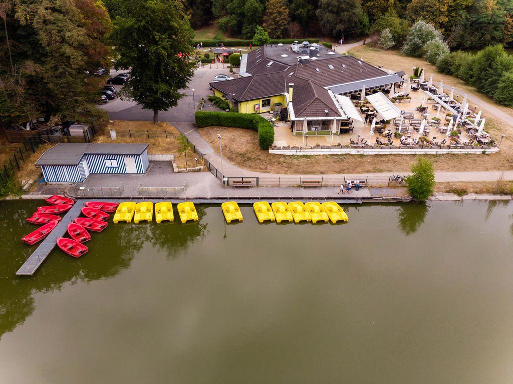 Bootverleih Restaurant Haus am See und Minigolf in