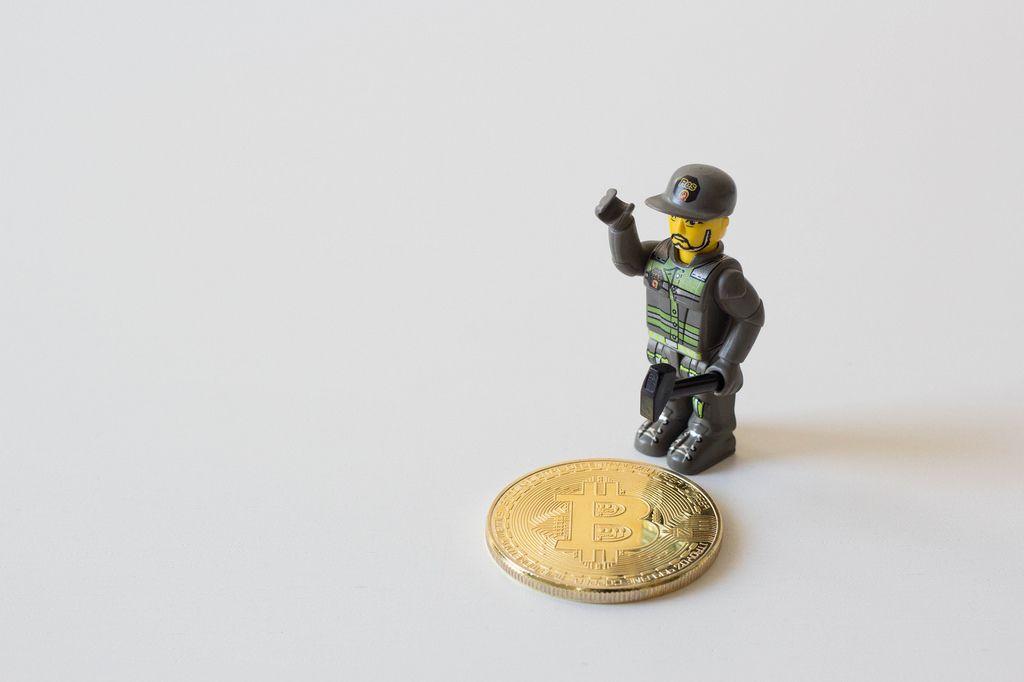 Breaking bitcoin