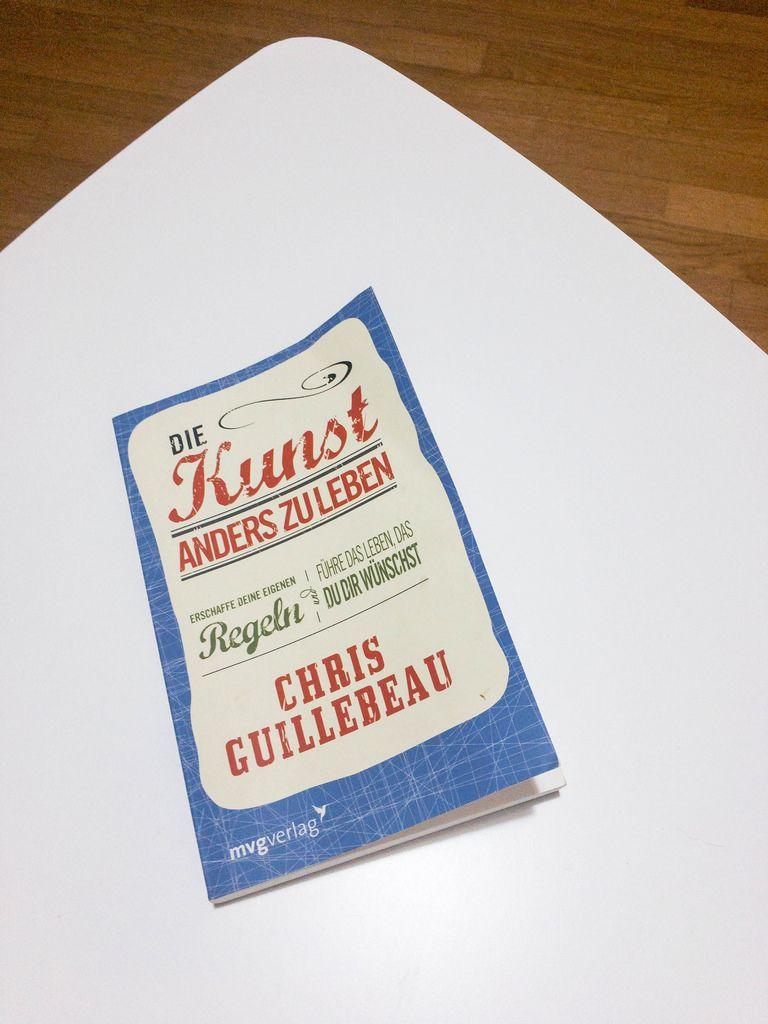 Buch: Die Kunst anders zu leben