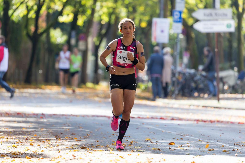 Bühler Sigrid - Köln Marathon 2017