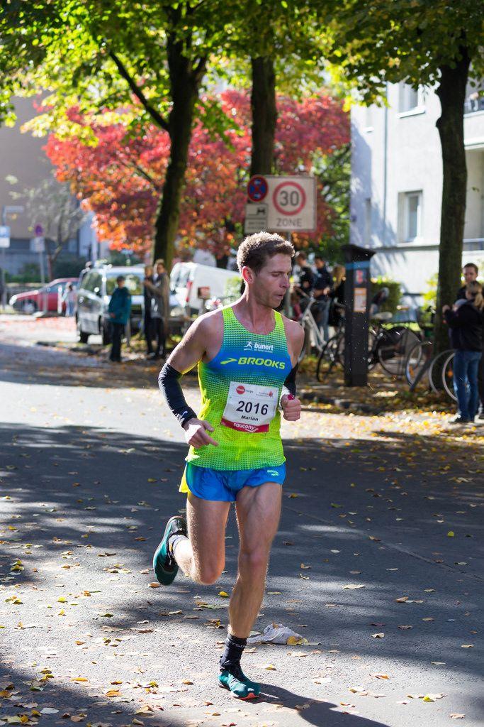 Bunte Marian - Köln Marathon 2017