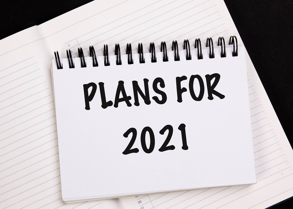 Business plans for 2021
