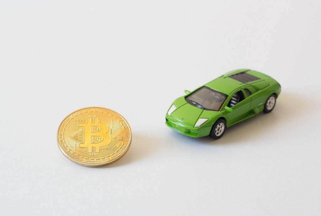 Buy lambo with bitcoin