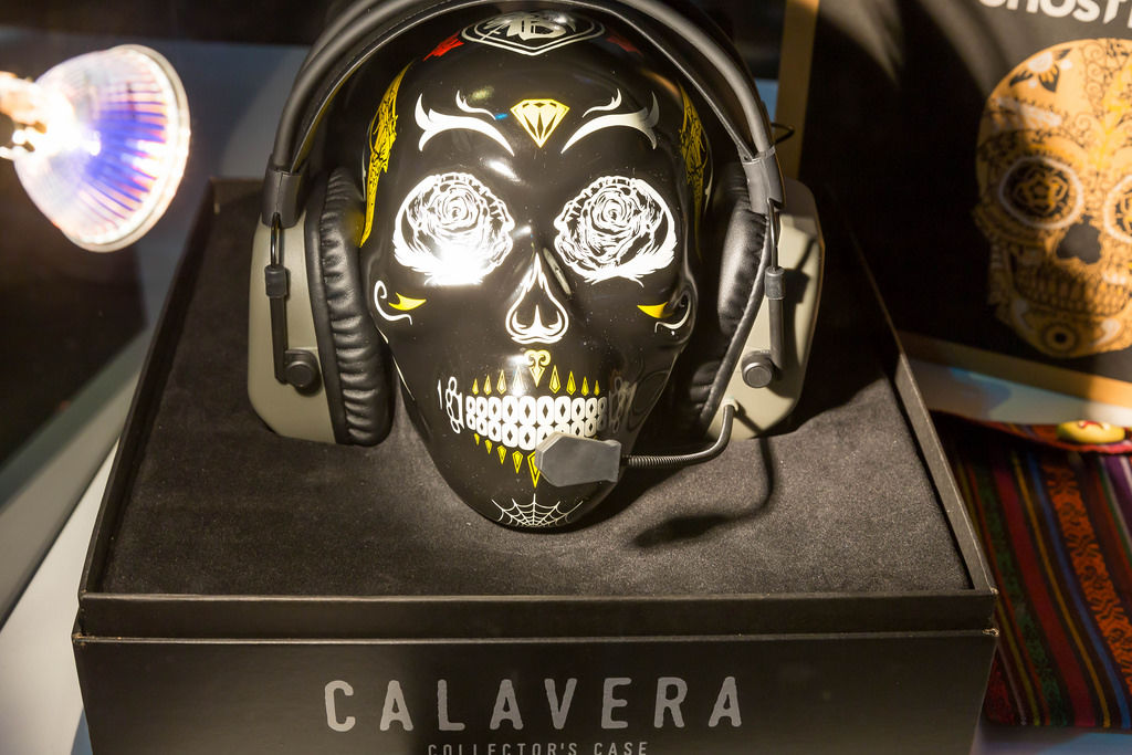 Calavera Collectors Case