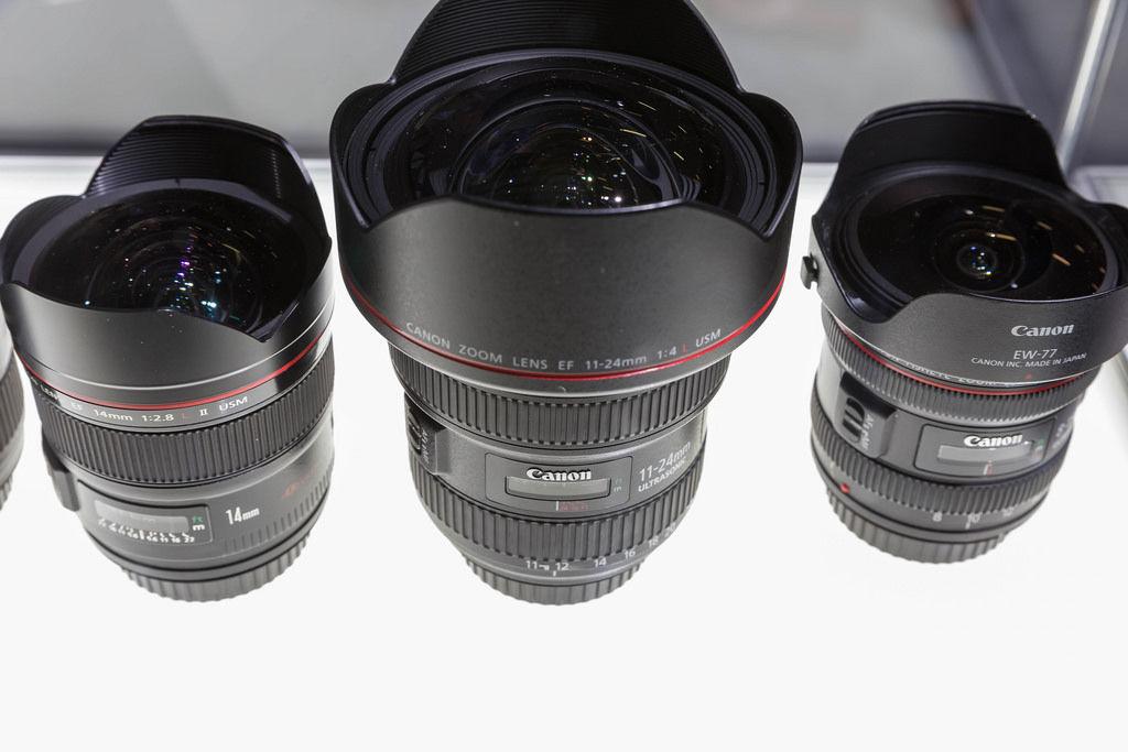 Canon: 14mm und 11-24mm