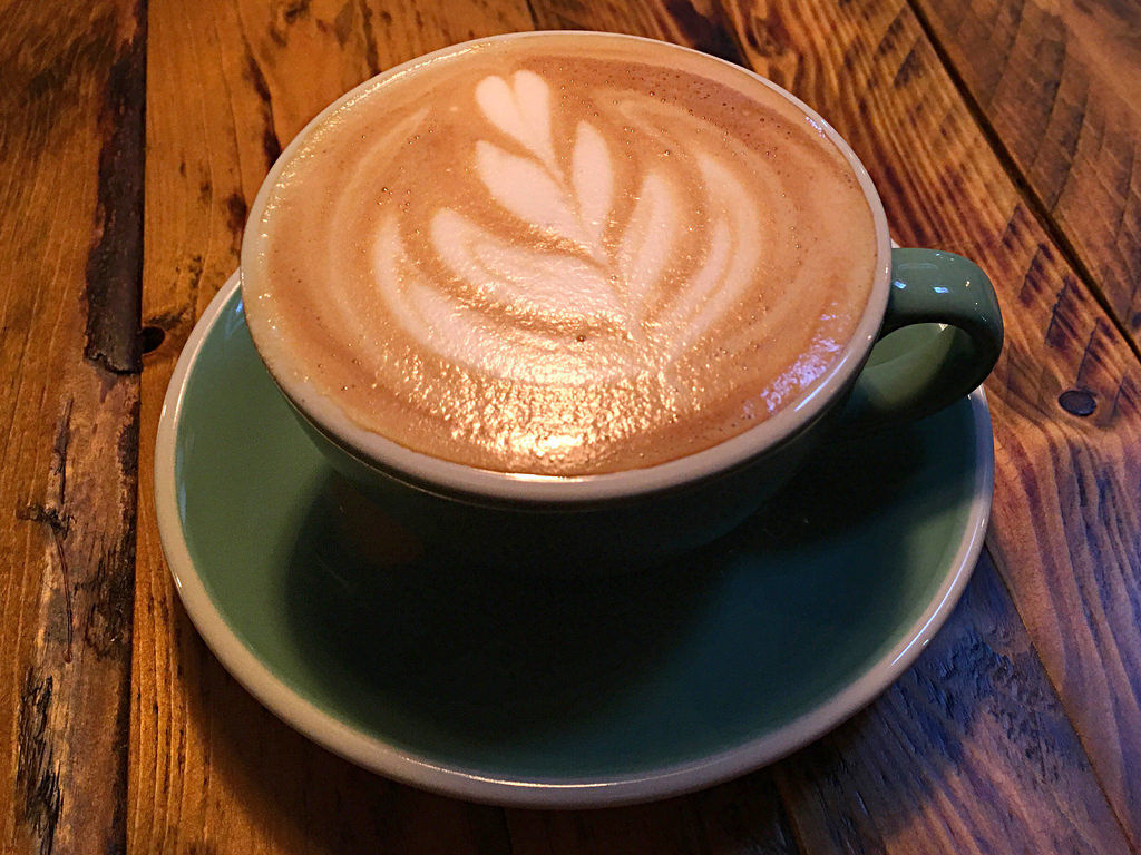 Cappuccino Foam Creative Commons Bilder