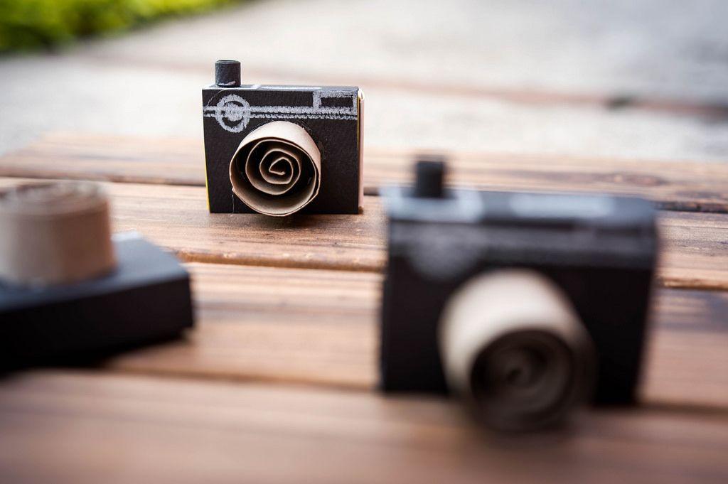 Cardboard cameras