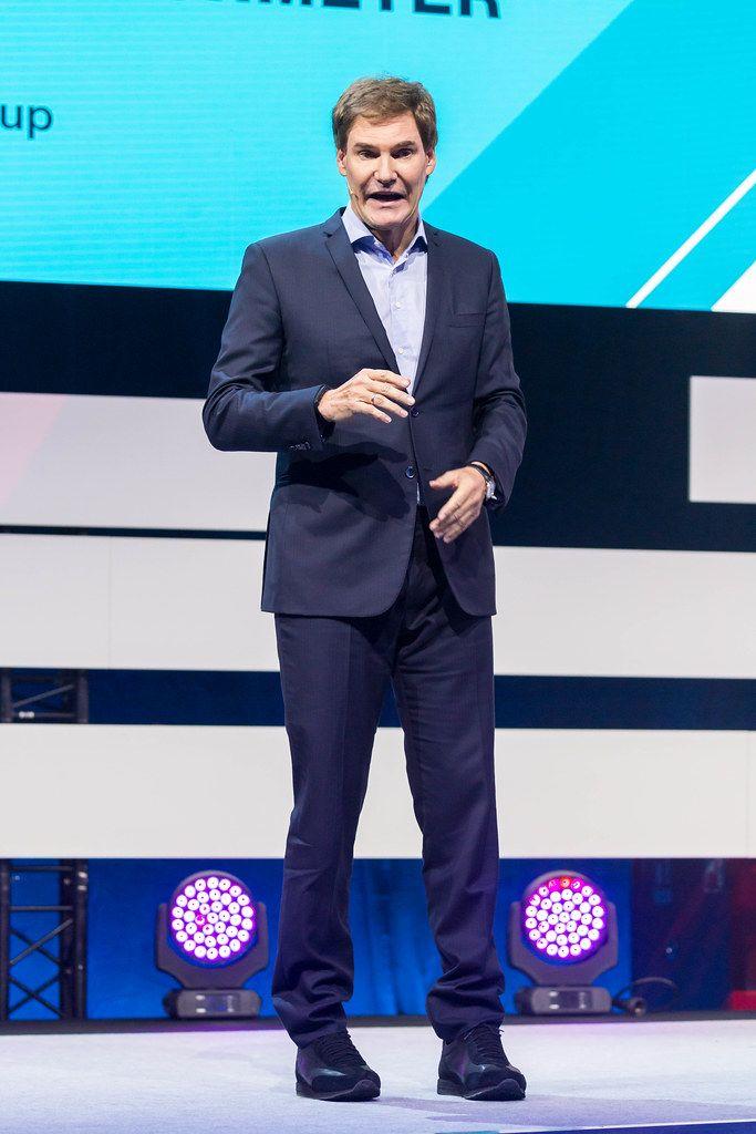 Carsten Maschmeyer talk at Digital X in Cologne 2019