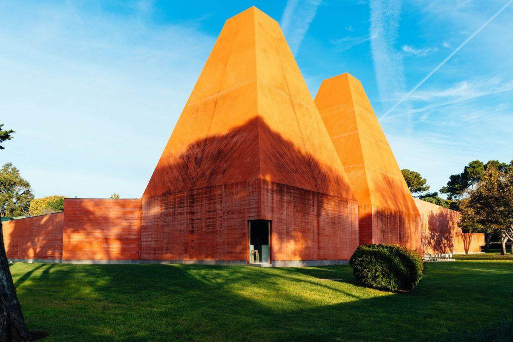Casa Das Historias - Paula Rego museum building (Flip 2019) (Flip 2019) Flip 2019