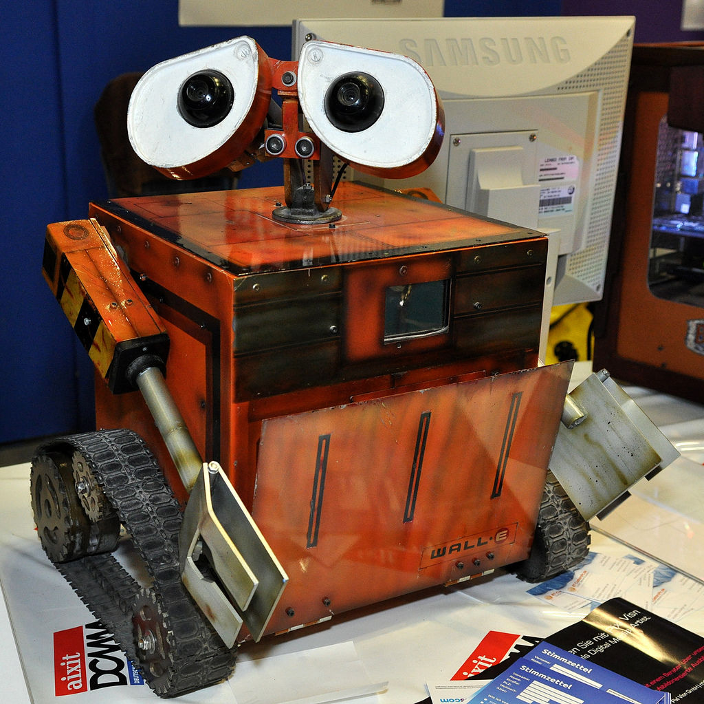 Case Modding: Wall-E