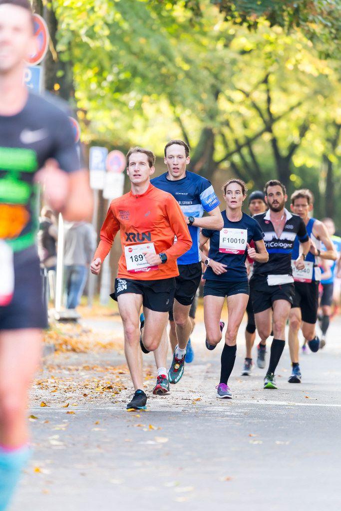 Castermans Vincent, Bevis Leigh - Köln Marathon 2017