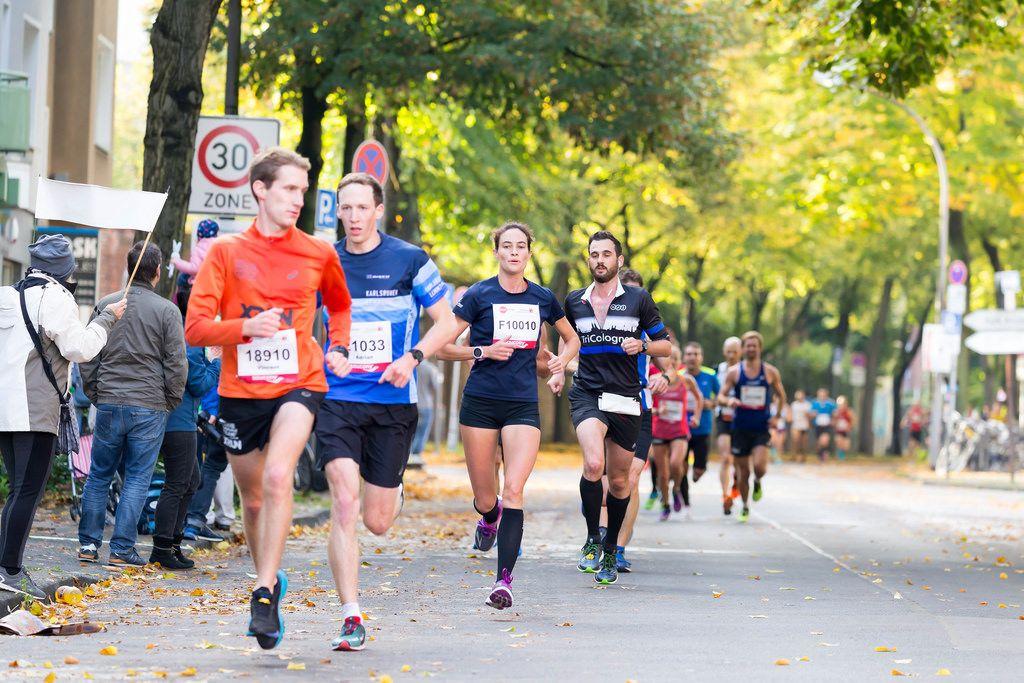 Castermans Vincent, Viering Adrian, Bevis Leigh - Köln Marathon 2017
