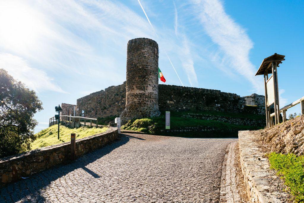 Castle of Aljezur / Schloss von Aljezur