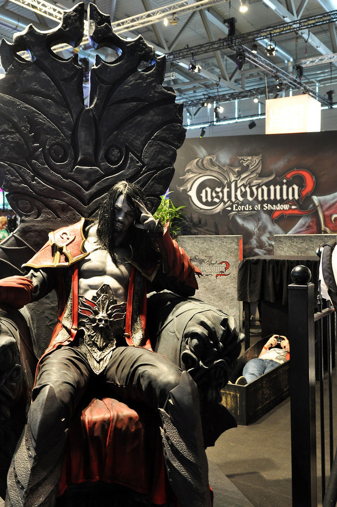 Castlevania 2 Lords of Shadows