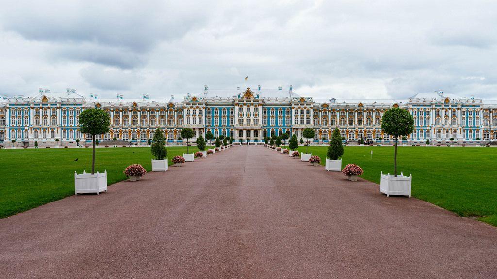 Catherine Palace / Katharinenpalast