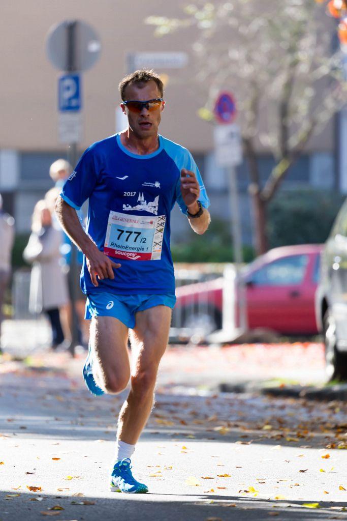 Cerbe Andreas - Köln Marathon 2017