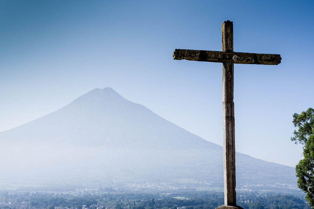Cerro de la Cruz - Antigua, Guatemala