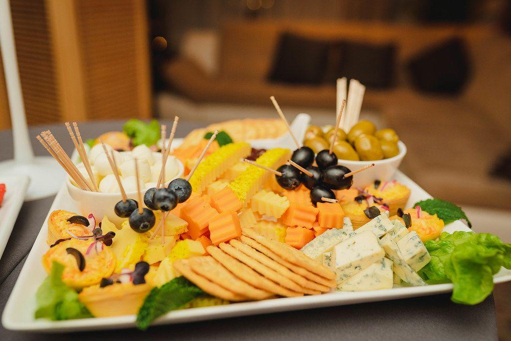 Cheese Plate Of Olives, Blue Dor, Snacks (Flip 2019)