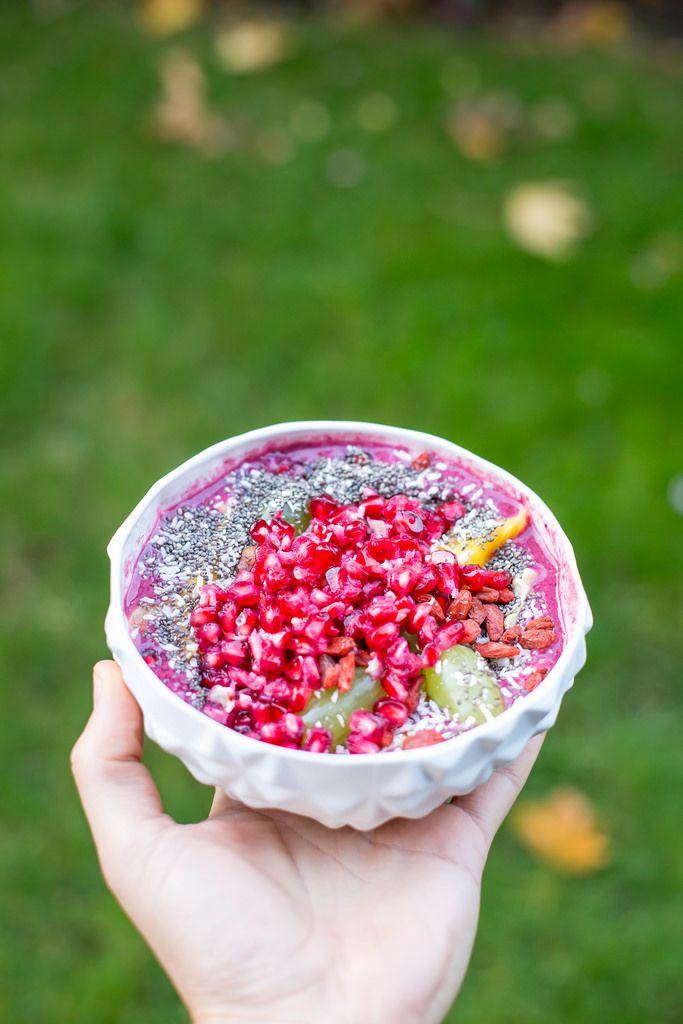 Chia-Cranberry-Bowl