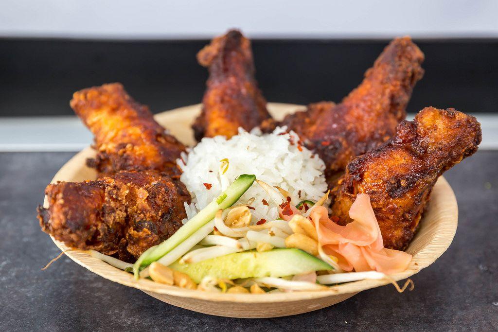Chicken Adobo 2.0: Chicken Wings - das philippinische Nationalgericht