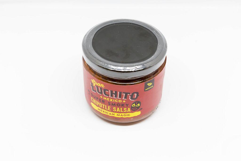 Chilisoße von Gran Luchito