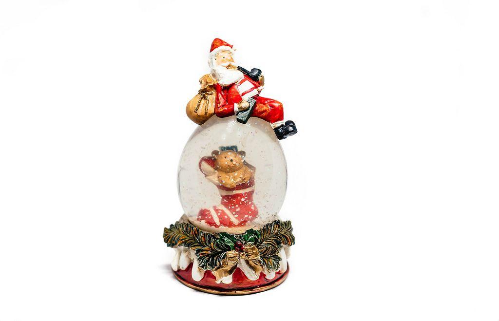 Christmas Gift Snow ball