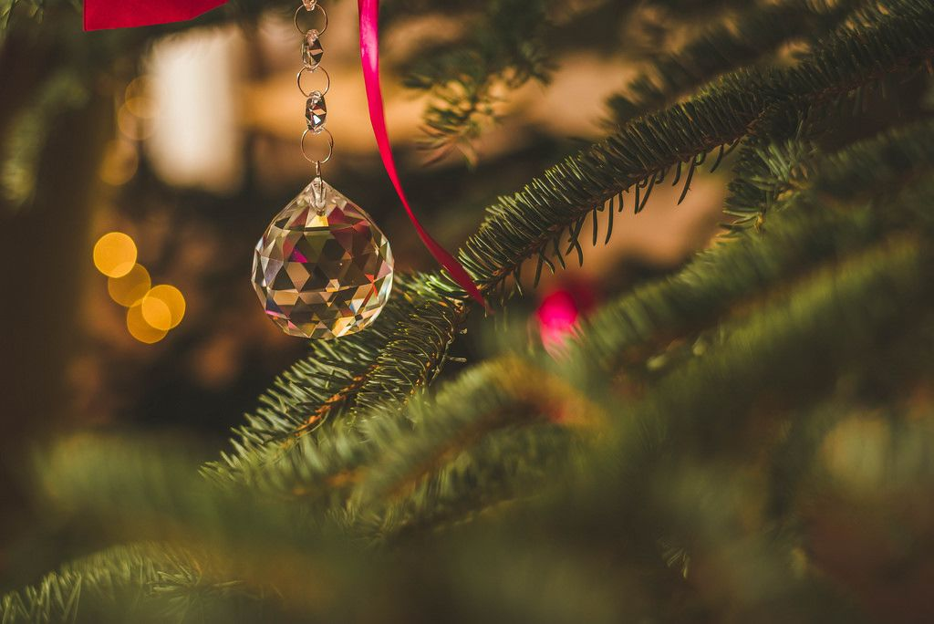 Christmas Tree decor Cristal