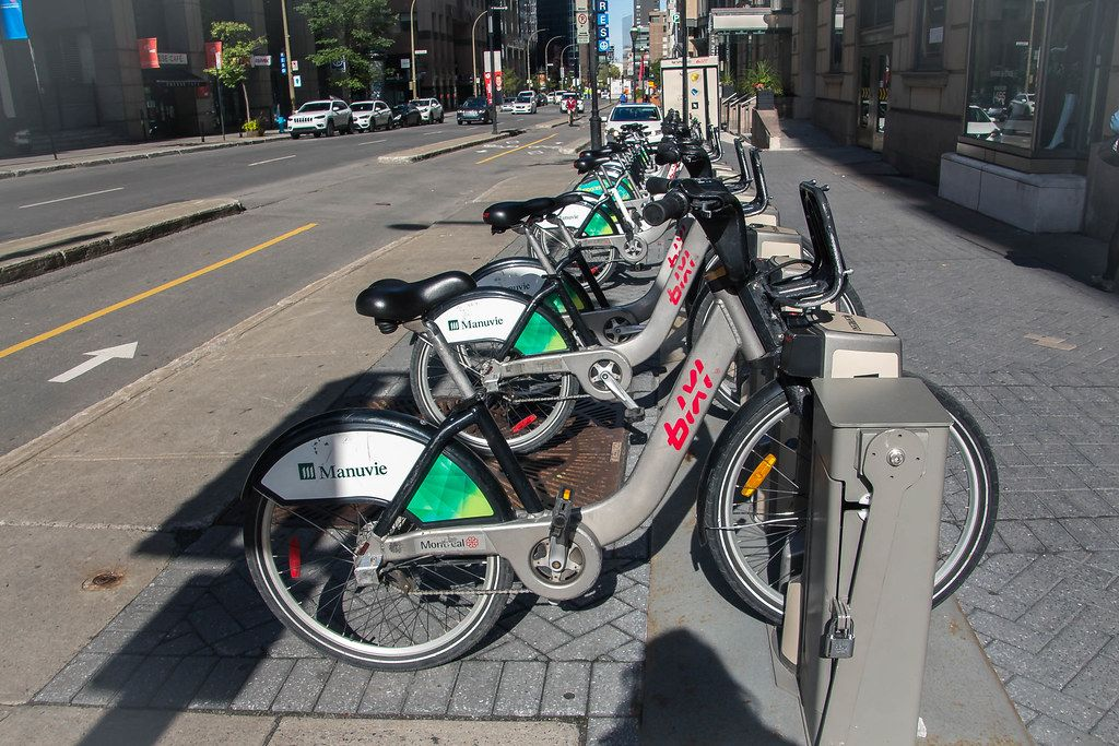 City Bikes for Rent
