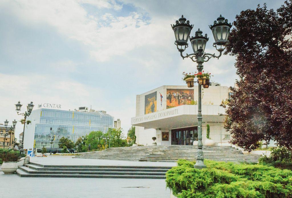 City gallery in Novi Sad