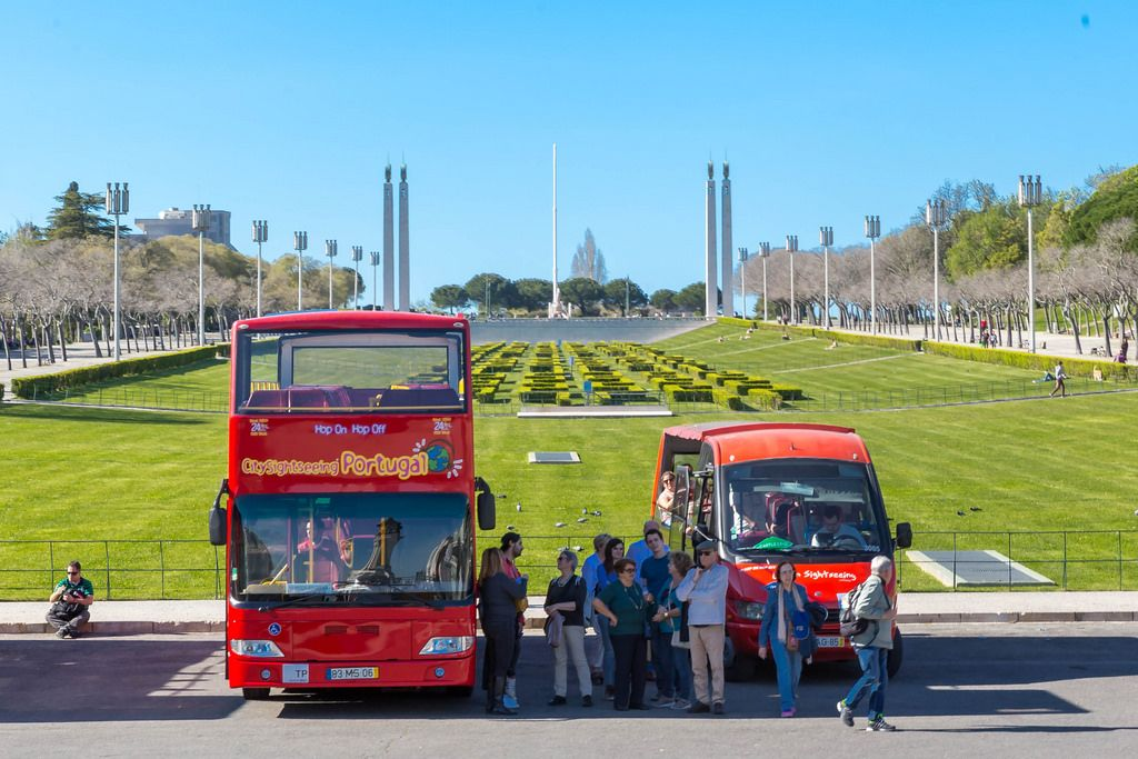 CitySightSeeing Portugal: Hopo On Hop Off