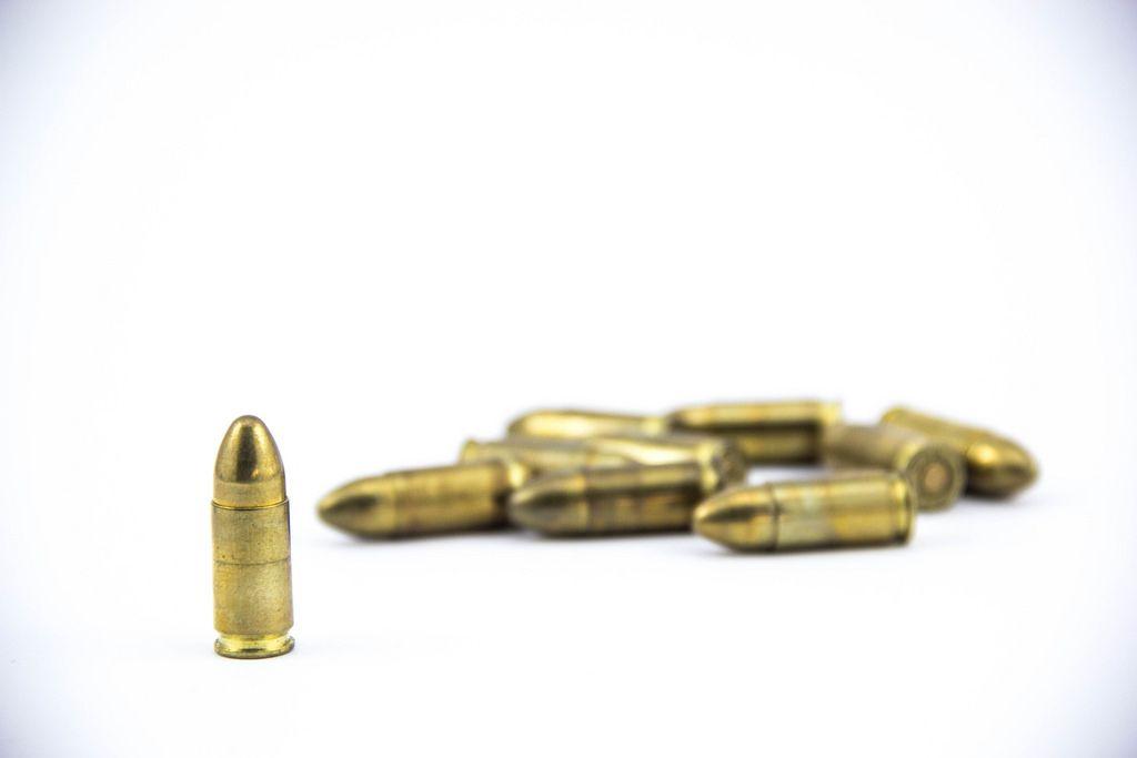 Closeup of Bullets