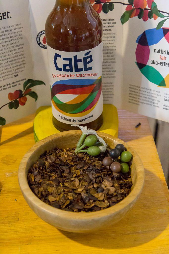 Coffee bean flesh in a bowl
