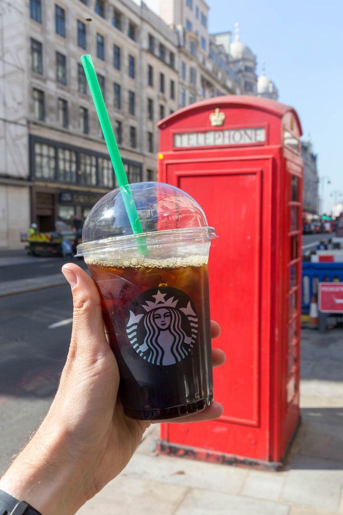 Cold Brew Starbucks Coffee