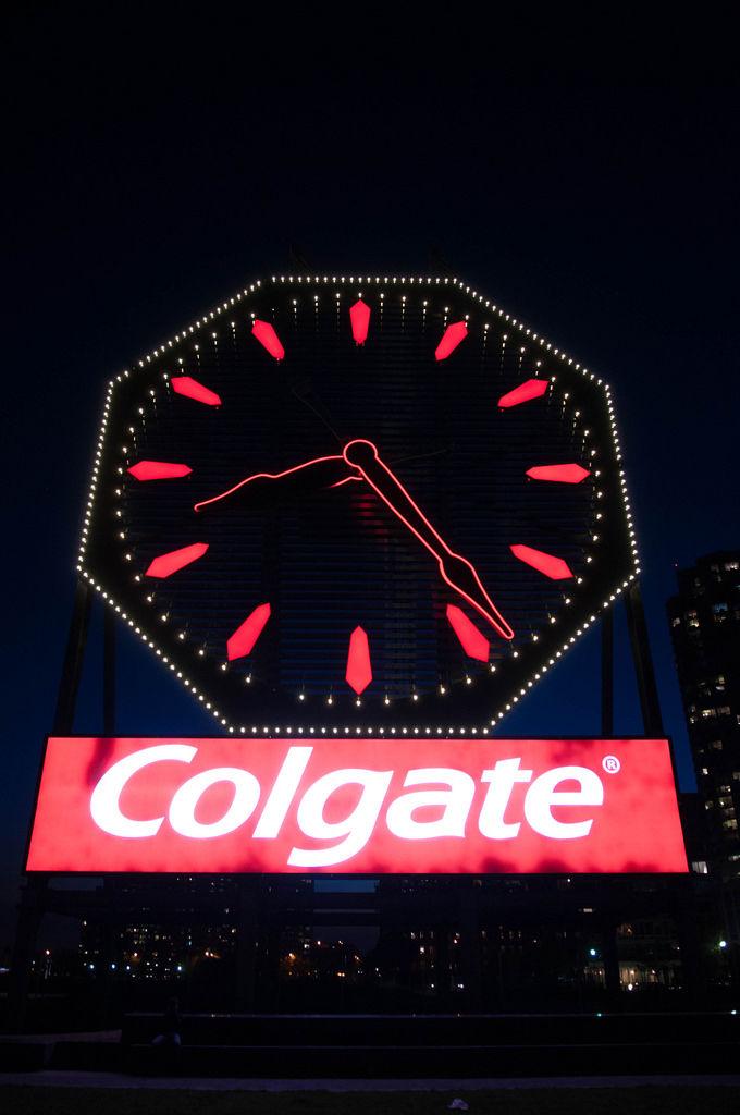 Colgate Clock