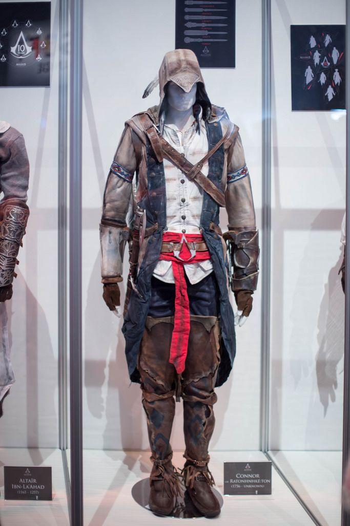 Connor Of Ratohnhaketon Cosplay von Assassin's Creed