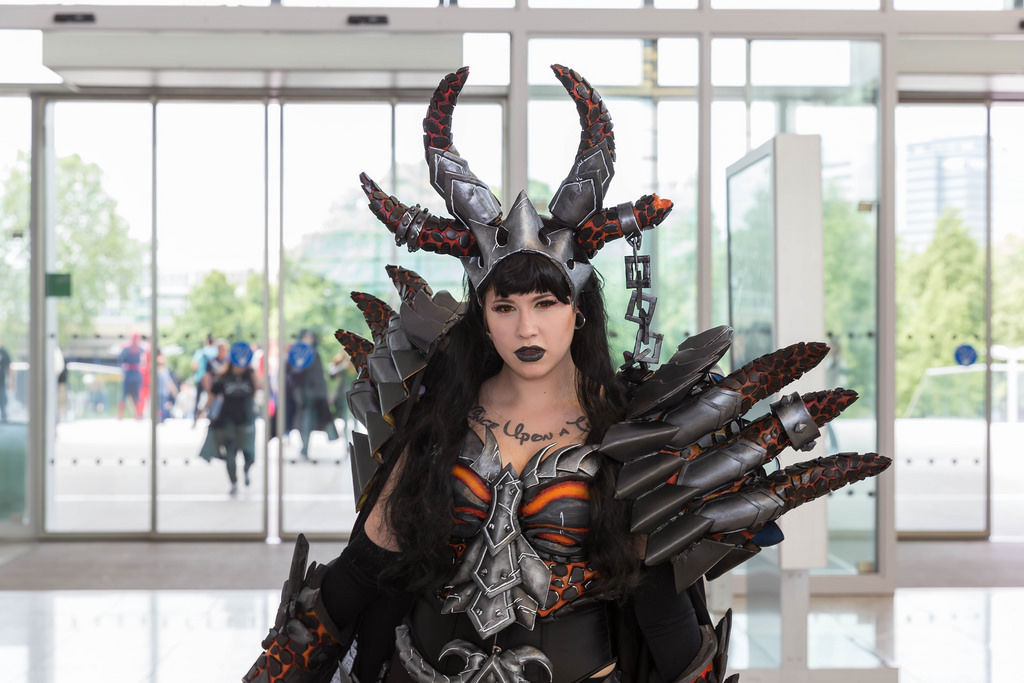 Cosplay auf RPC 2016
