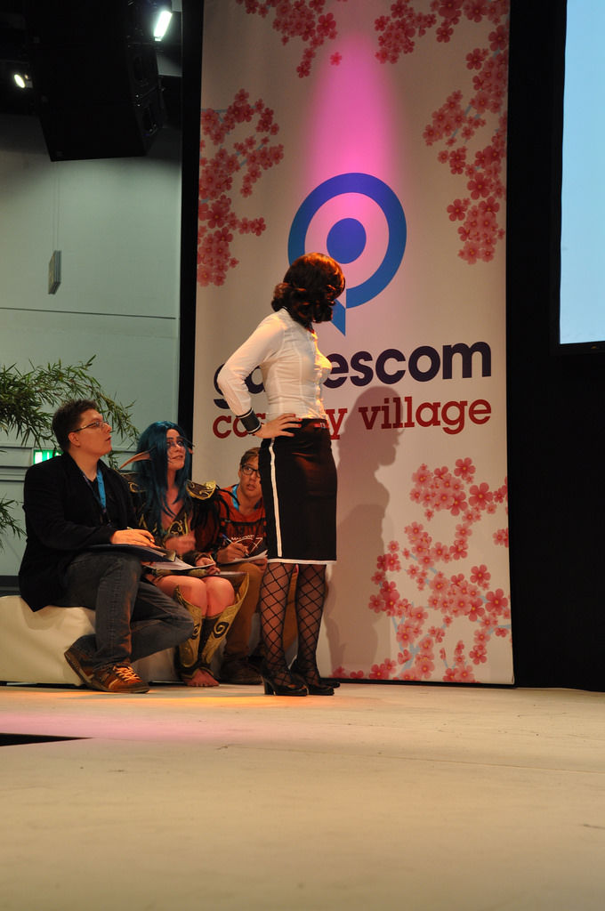 Cosplay Village @ Gamescom 2014